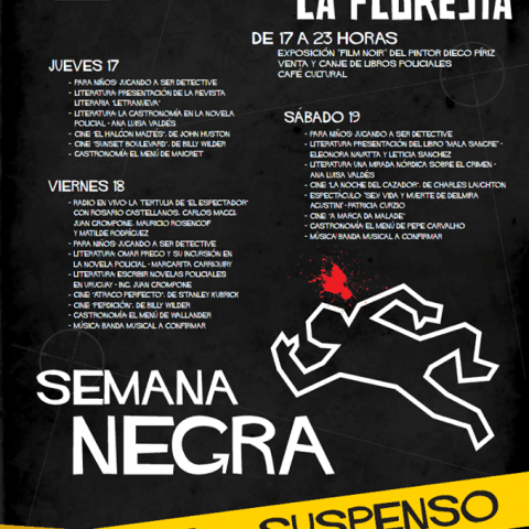 Semana Negra 2014