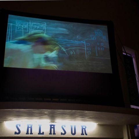 Foto-Video-Nuestras-Voces-Fachada-SALASUR